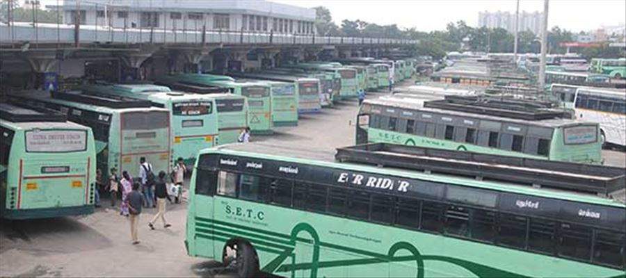 TNSTC announced it will operate an additional 14,263 services for Pongal