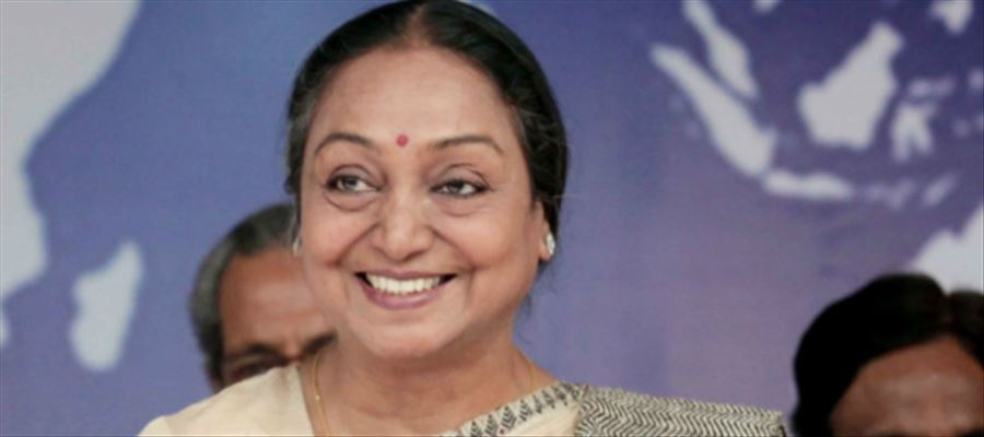 """Meira Kumar has appealed to MPs and MLAs for a vote of """"conscience"""""""