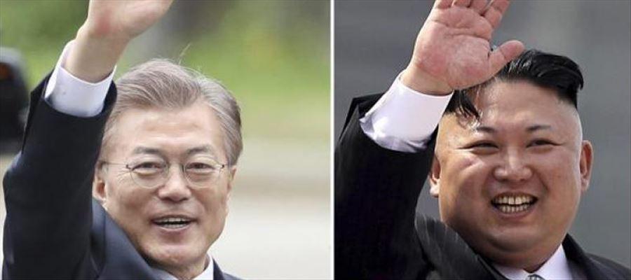 Two Korea's opened a hotline between their leaders