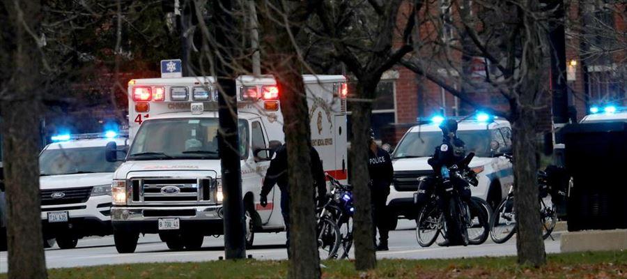 Firing at Chicago Mercy Hospital kills 3
