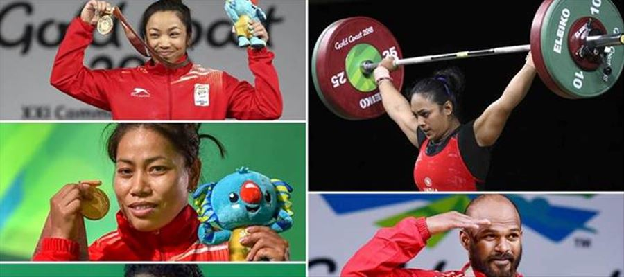 India's total medals tally went to 15 at 21st Commonwealth Games