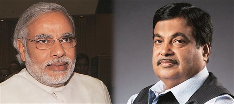 Is Gadkari speaking truth & lets Modi-Shah duo know about it?