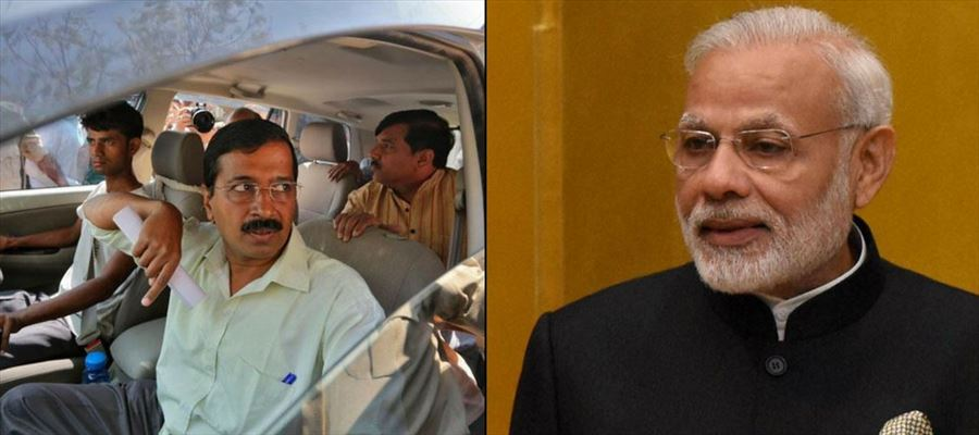 Arvind Kejriwal pens to PM to end IAS Officer's strike