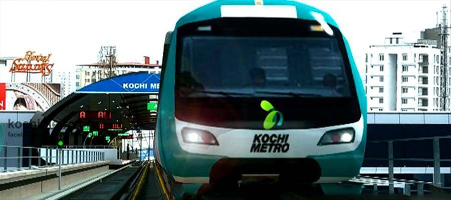 First Kochi Metro to be inaugurated by Modi TODAY