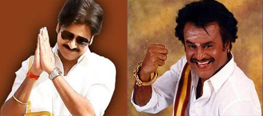 Rajinikanth, Pawan fight for self-respect of South Indians