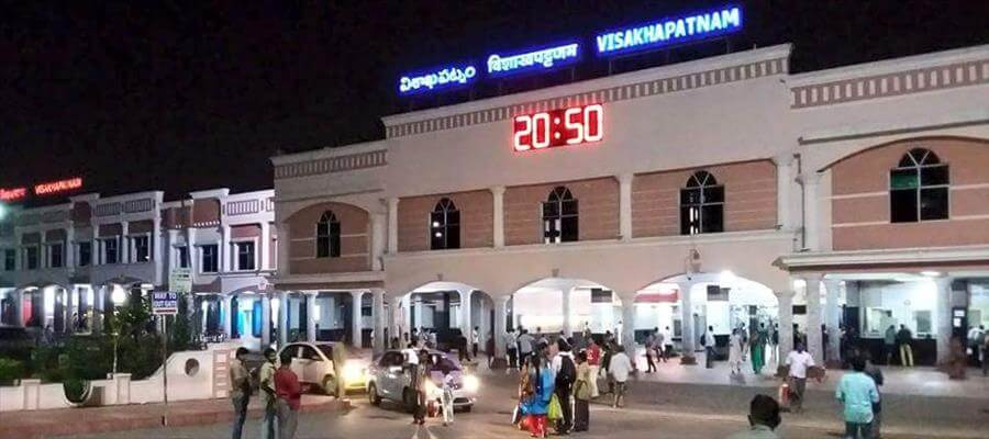 Which Railway station in India is the CLEANEST?