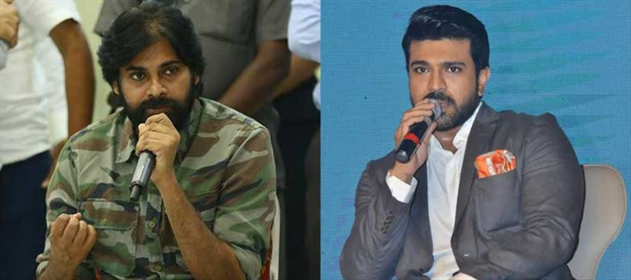 Ram Charan not going back on his political inclination