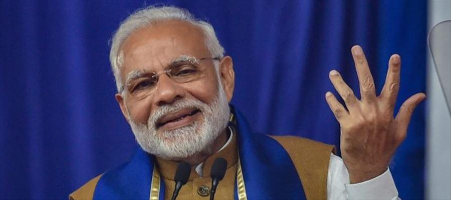 Exit Polls at Delhi predicts another term for PM Modi