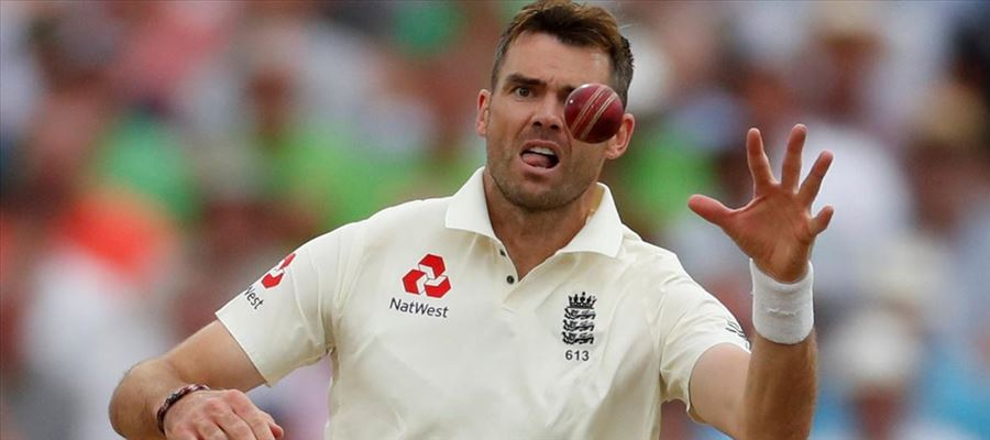 Anderson will play the second test!