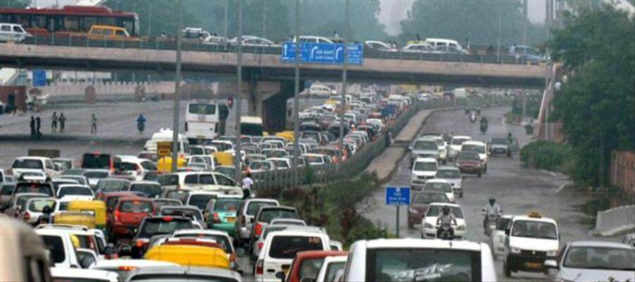 Traffic restrictions made in Hubballi on account of Eid