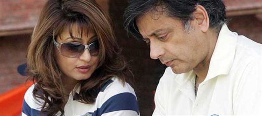 Shashi Tharoor charged in Sunanda death!