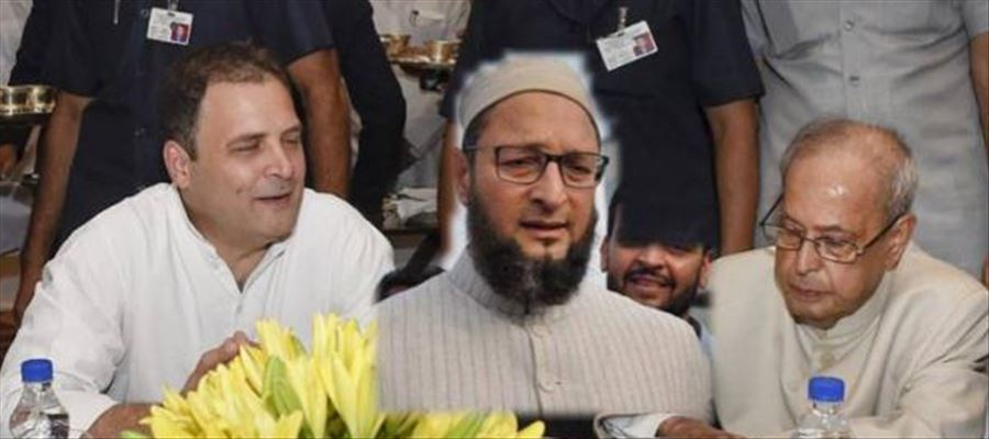 Why Owaisi tensed when RSS plans to invite Rahul Gandhi?
