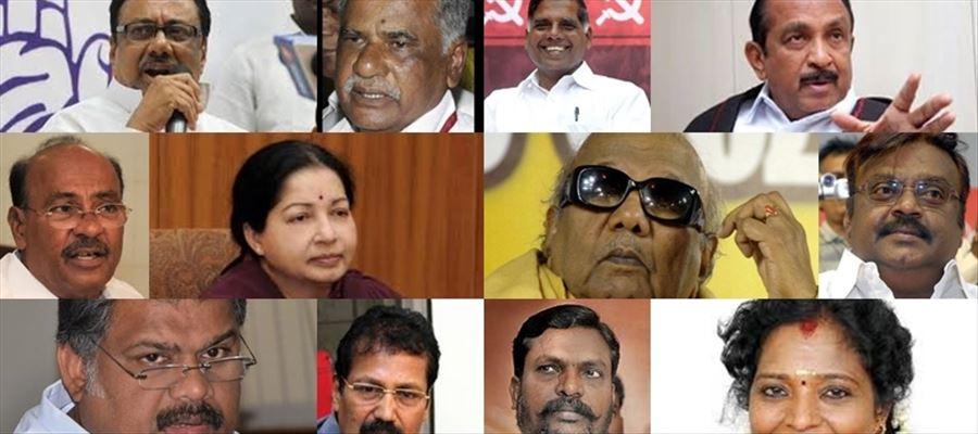 Devotional spree in TN politics!