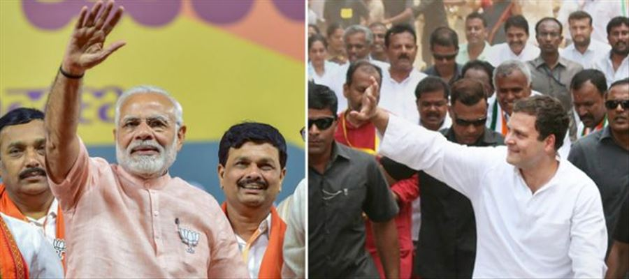 Polling continues for 222 Assembly seats in Karnataka, amid accusations of tampering & protests