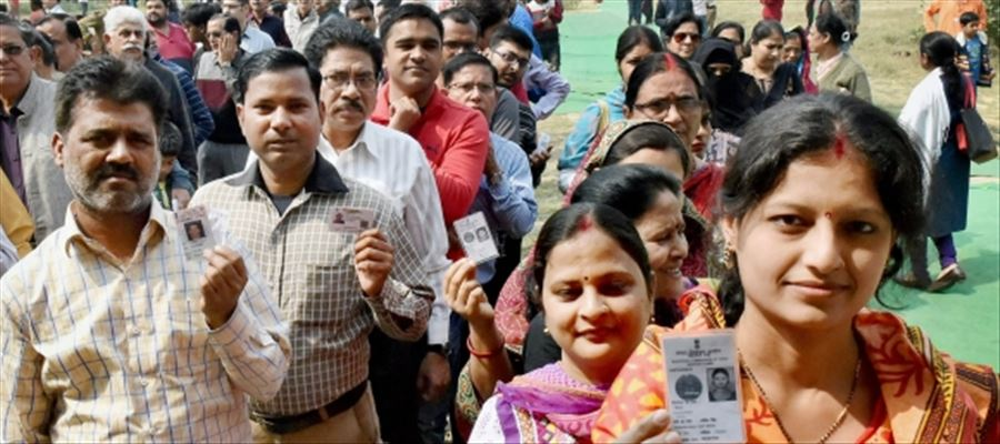 2.8 crore people anticipated to cast their vote Today