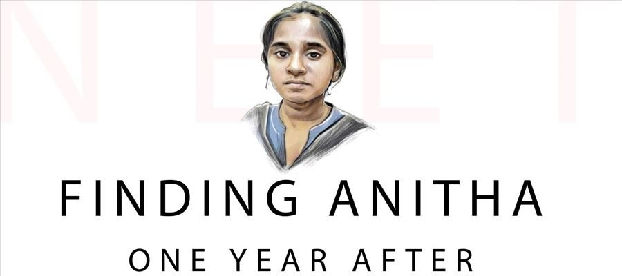 Anita, a Dalit Girl's family opened a library in memories of her