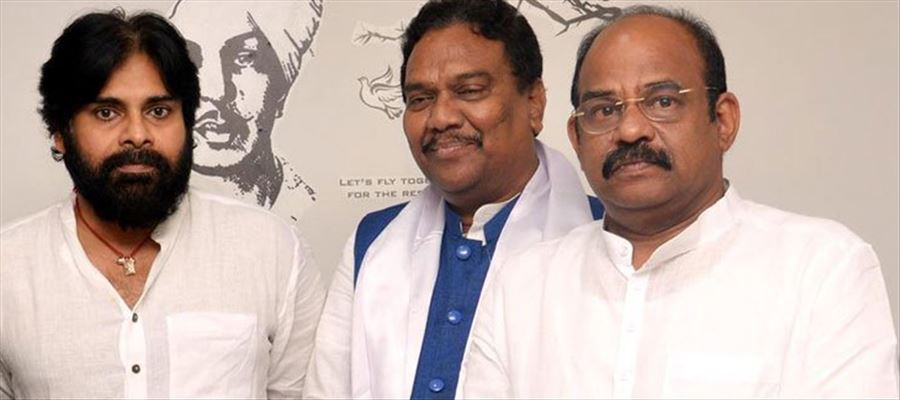 Janasena released candidates list contains 4 MP and 32 MLAs