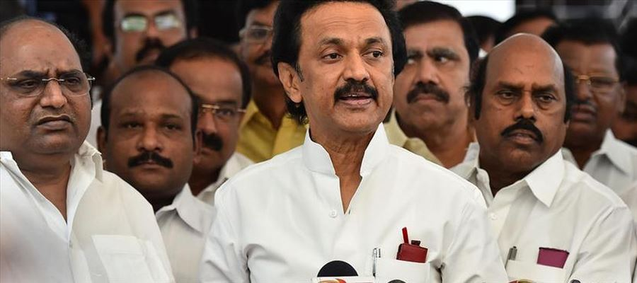DMK sealed a seat sharing agreement with KMDK for LS Polls