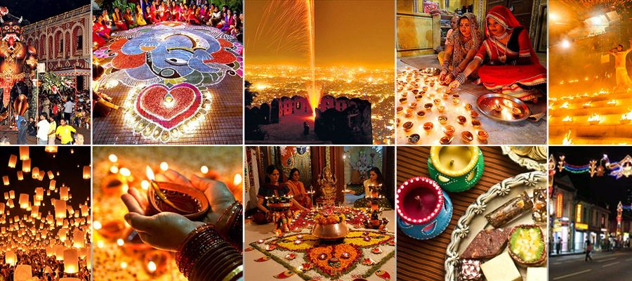 Ways to get the most out of Diwali Festival