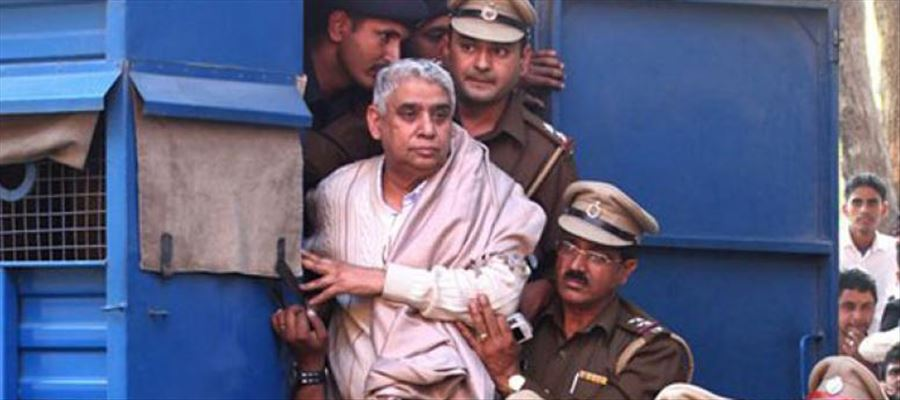 Godman turns murder convict!