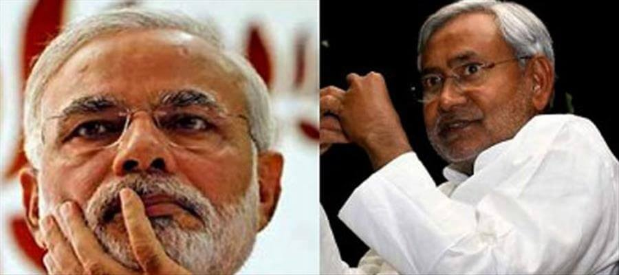Nitish Kumar's name SWIRLING in Opposition circles for PM 2019 polls
