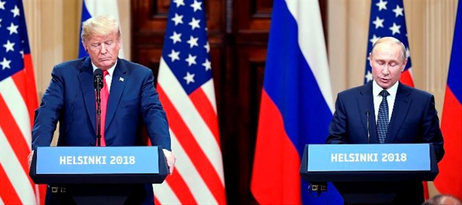 Trump's support of Putin set off an endless wave of condemnation in US