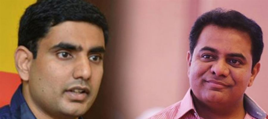 Lokesh & KTR in EoDB toppers list ranking by GoI