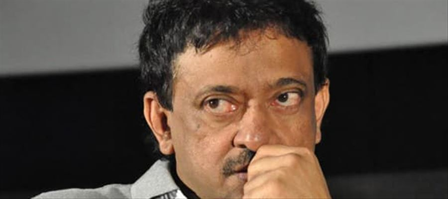 Maverick director RGV to come up with a creative poster goes Viral