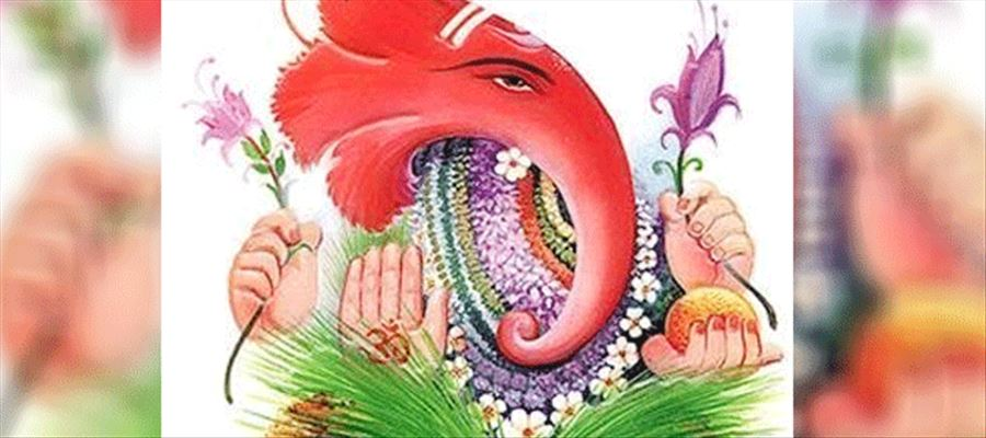 Lord Ganesha considers these Flowers as his Favorite