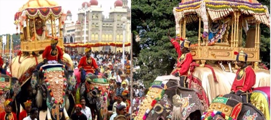 Mysuru getting ready for Dussehra this Friday