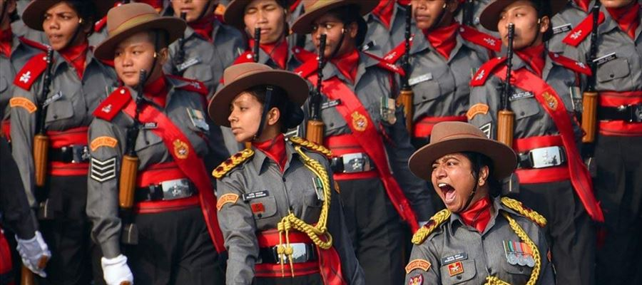 India celebrates 70th Republic Day with Woman Power leading