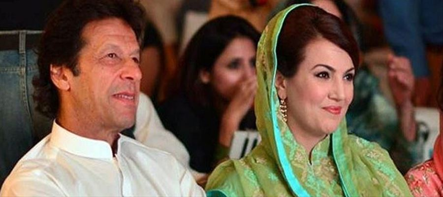 Why Pakistan Prime Ministerial candidate said marrying Reham was a mistake?