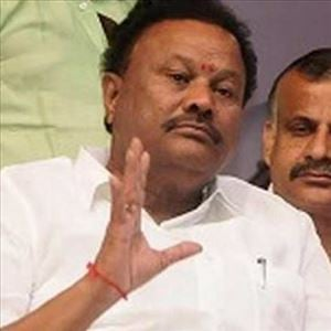 ADMK in shock thanks to minister's speech!