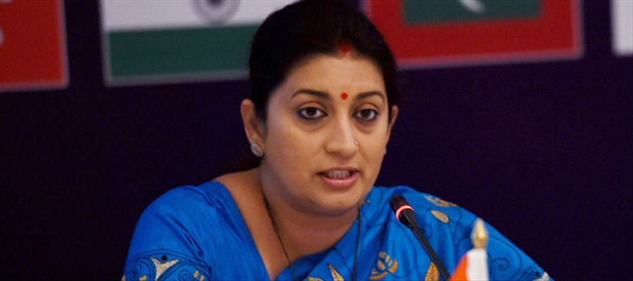 Union minister Smriti Irani may launch a radio station in Amethi, among other projects