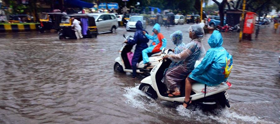 IMD warned for heavy rain to lash Kerala, landslides predicted
