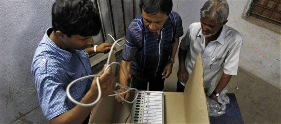 EVMs in AP are kept under 5 Layer Security