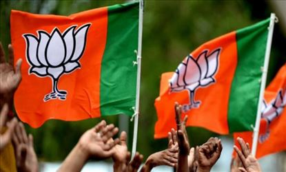 Police officials in Kalaburagi shut down an operation run by BJP IT cell