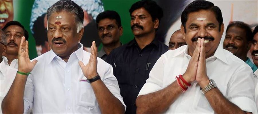 """Tamil Nadu CM and Deputy CM are """"Impotent"""" says a leading Magazine editor"""