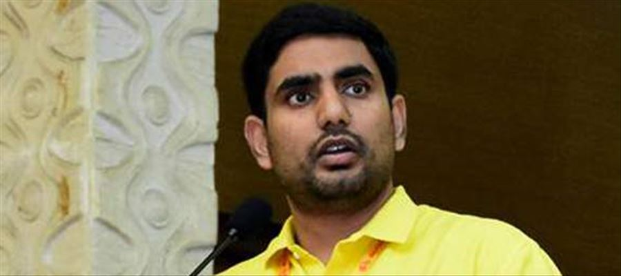 Troll Level Highest: Lokesh Hits Sakshi