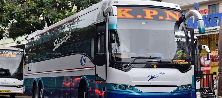 KPN Travels - A Bus Service which would make you regret