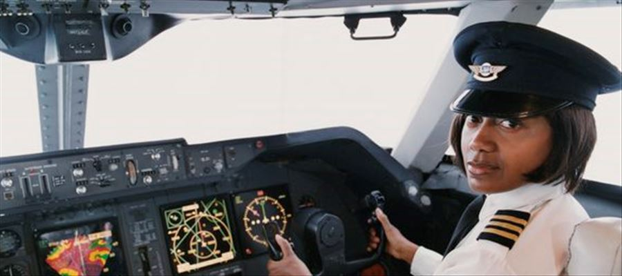 Telangana's first girijan girl to become Pilot