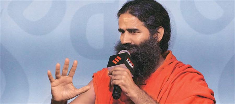 Ramdev's controversial statement!