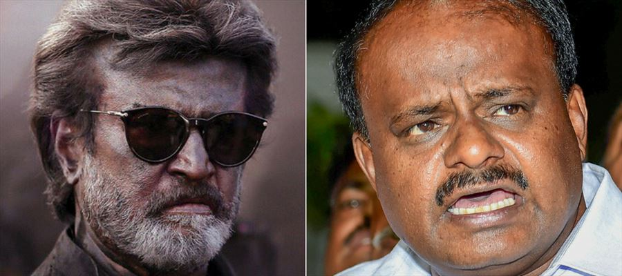 Rajinikanth's Kaala released in Karnataka after HC order