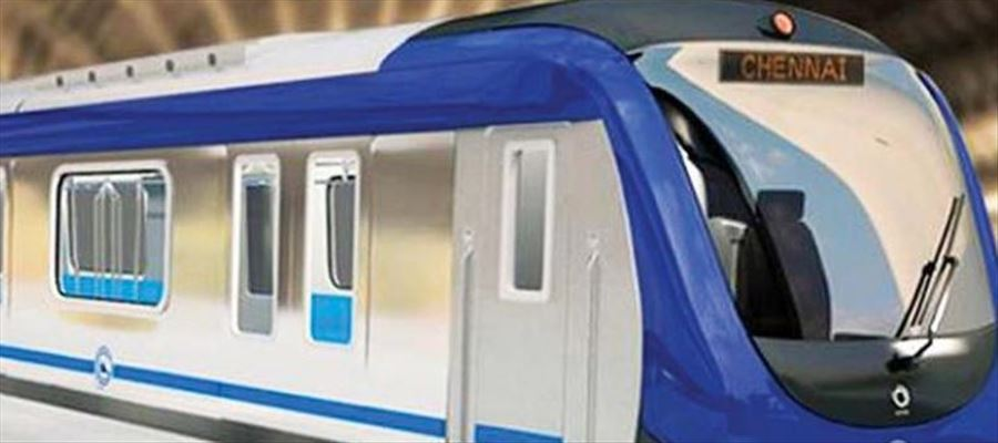 CMRL sets up EV charging stations at 4 Metro Stations in Chennai