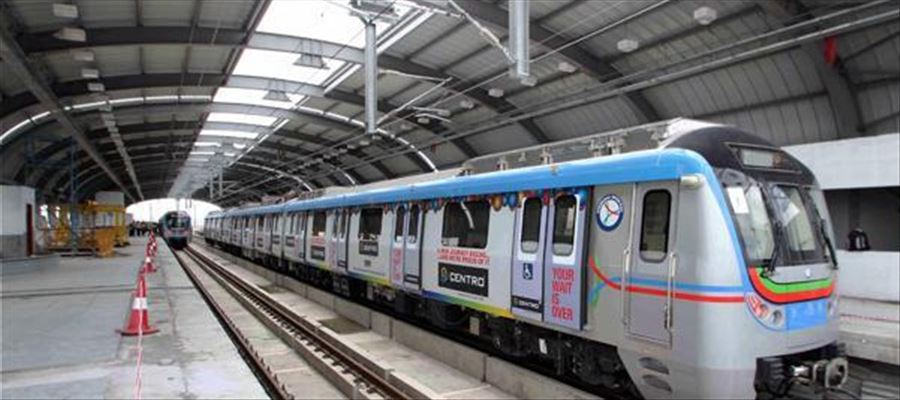 Telangana Government likely to extend Metro Rail services till Shamsabad Airport