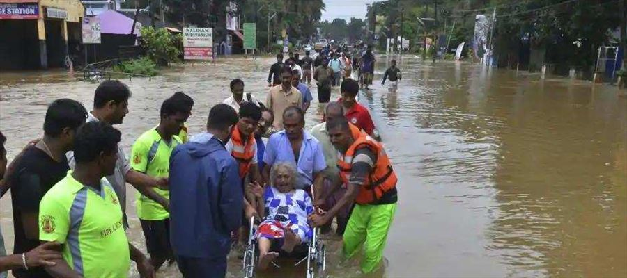 Will all Congress Govts help Flood hit state Kerala?