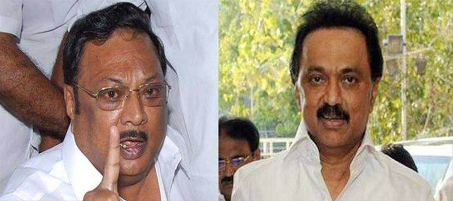 I am ready to accept Stalin as my leader if they take me back into DMK,' MK Alagiri