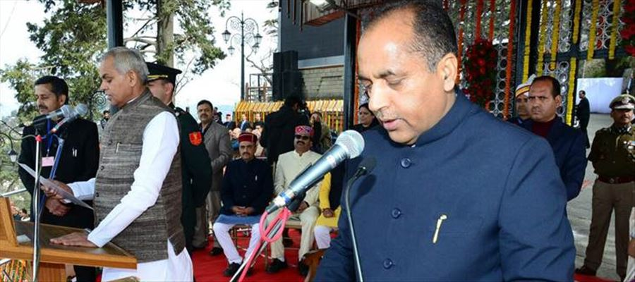 Do you know about the new CM of Himachal Pradesh?