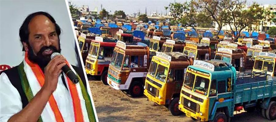 TPCC President extended his support to Nationwide Truckers strike
