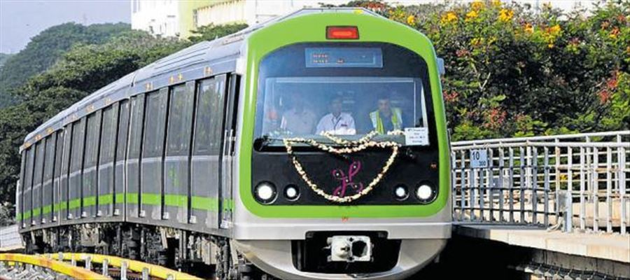 Bengaluru Metro Rail timing extended for IPL Match